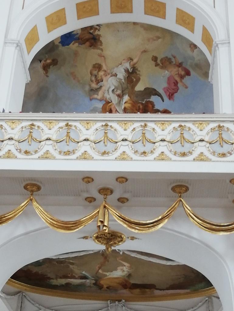 Gott Sieht Auf Die Person Oder Wiblinger Klosterimpulse